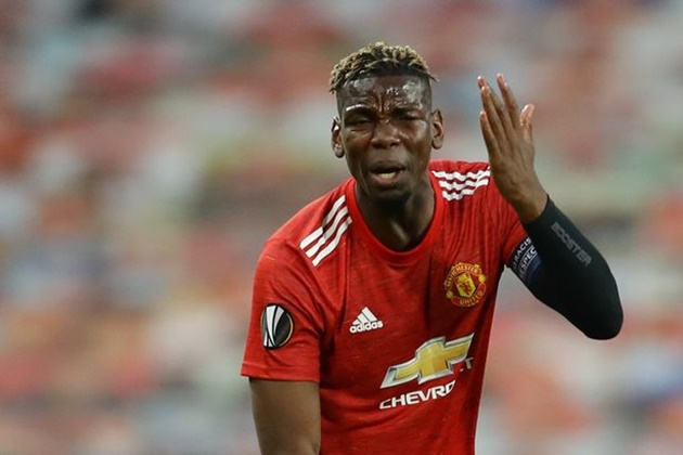 Paul Pogba wants new Man Utd contract to take overall earnings close to £800,000-a-week - Bóng Đá