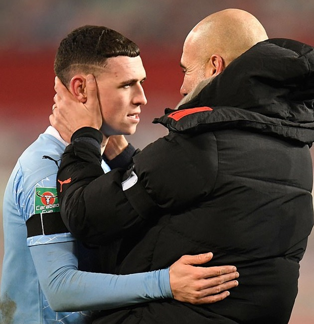 Manchester City 'ready to open talks with Phil Foden - Bóng Đá