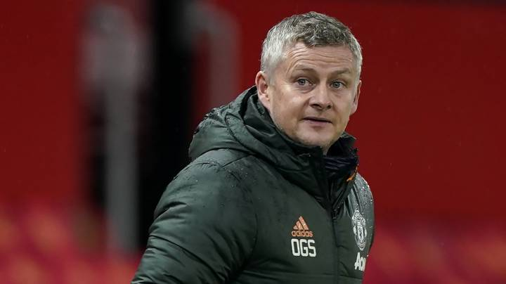 Manchester United Would Be In The Bottom Half If Games Finished At Half-Time - Bóng Đá