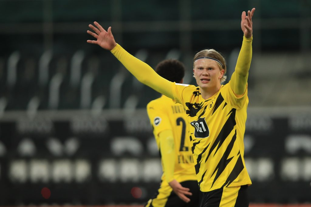 Manchester United can sign Erling Haaland for £130m this summer - Bóng Đá