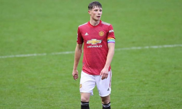 Solskjaer says United believe Will Fish could be a star - Bóng Đá