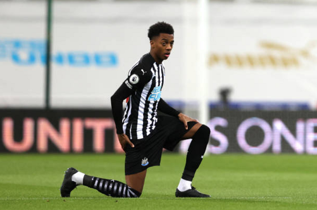 Arsenal should be in position to move Joe Willock on this summer - Charles Watts - Bóng Đá