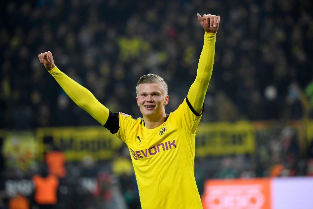 Dortmund Striker Has Agreed To Personal Terms With Chelsea - Bóng Đá